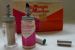 Pen Invention - Magic Markers