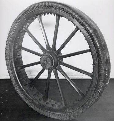 Rubber Tire Invention